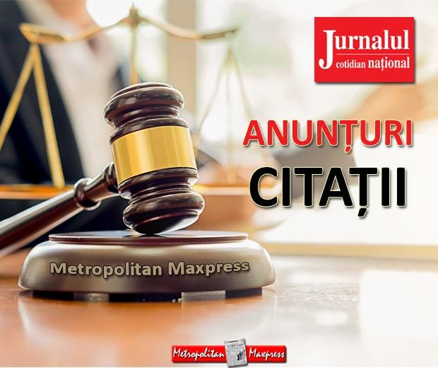 citatie jurnalul national